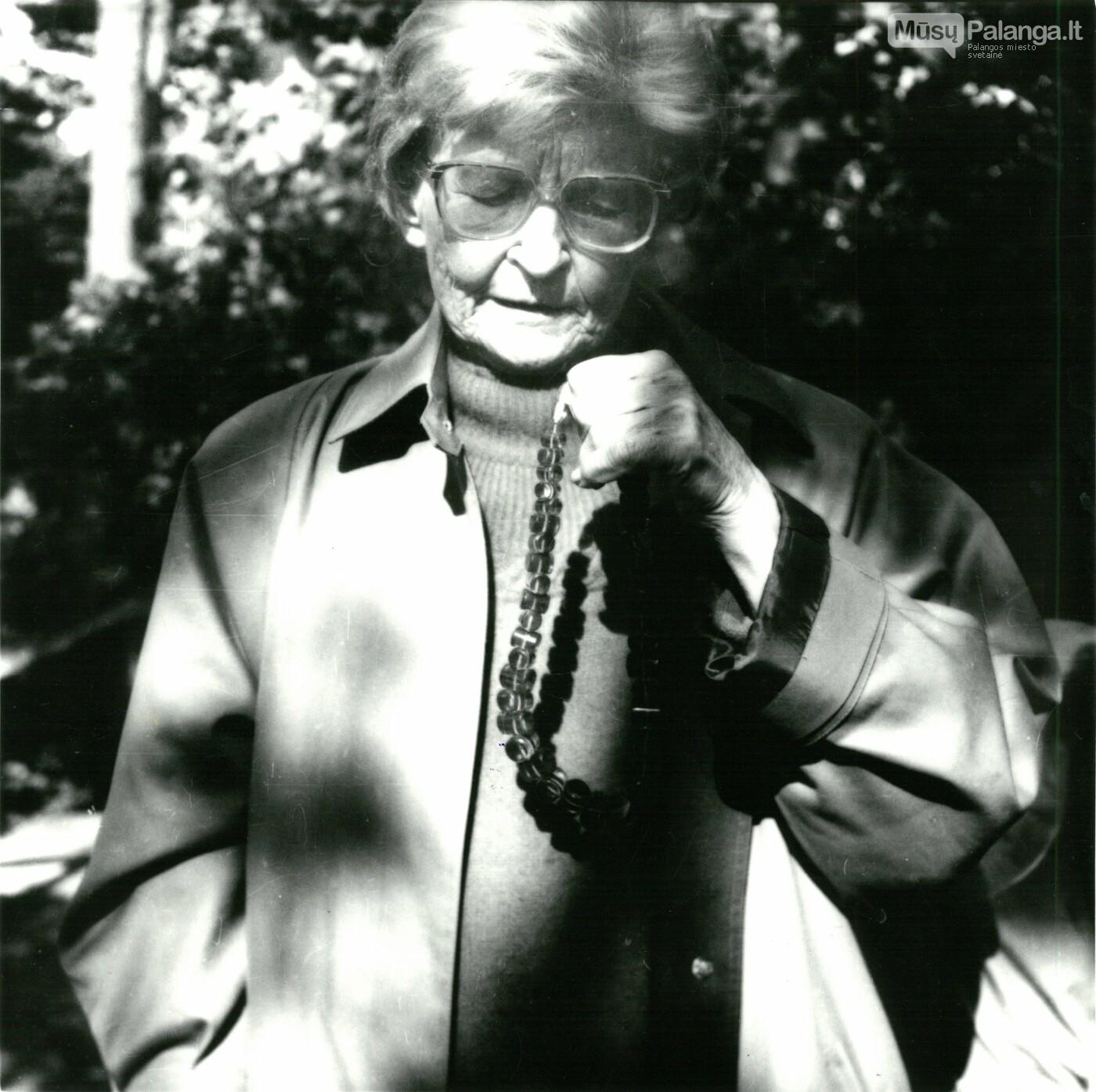 Minime prof. Marijos Gimbutienės 100-ąsias gimimo metines, nuotrauka-3, Algirdo Tarvydo nuotr./ Iš Palangos kurorto muziejaus fondų