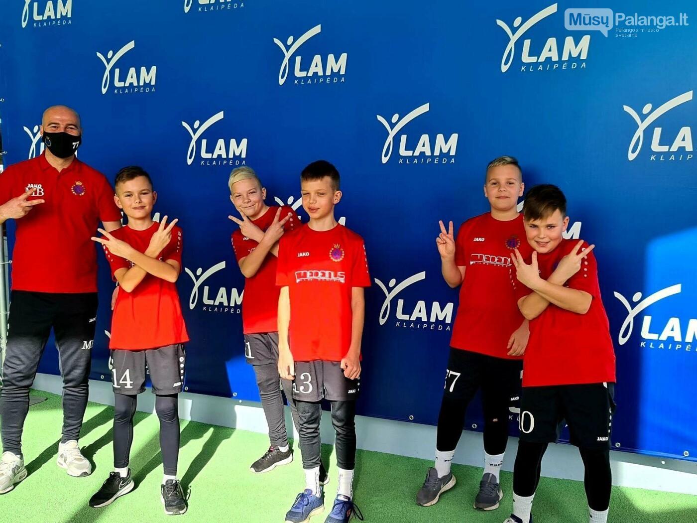 """Futbolo akademija """"Gintaras"""" pradeda bendradarbiavimą ir partnerystę su """"Dubey kineziterapija ir sportas"""" organizacija, nuotrauka-2"""