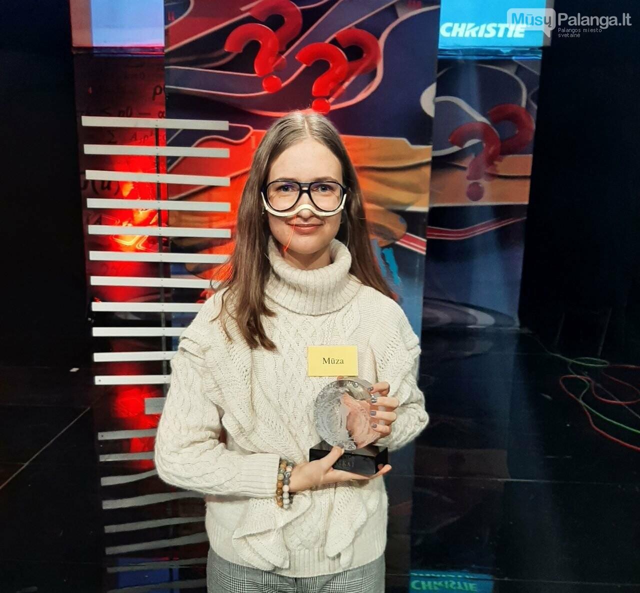 """Mūza Svetickaitė projekto """"Lietuvos tūkstantmečio vaikai"""" vienuoliktokų finale laimėjo I vietą, nuotrauka-2"""