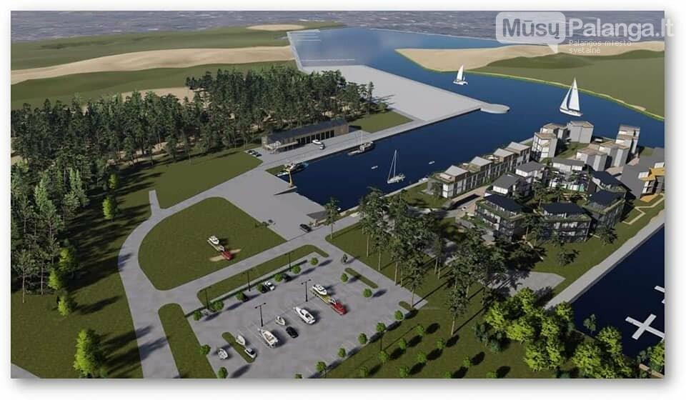 Šventosios jūrų uosto atstatymas prasideda – pasirašyta rangos darbų sutartis, nuotrauka-1