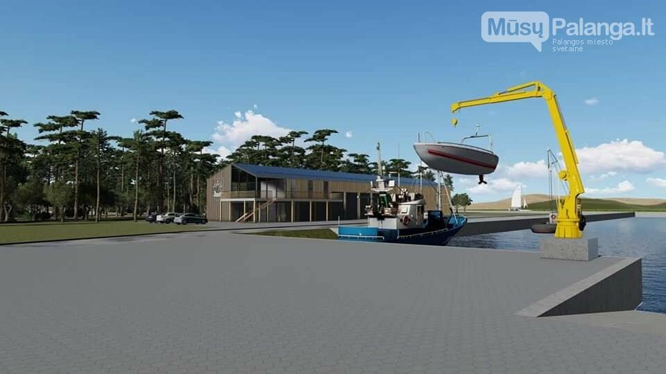 Šventosios jūrų uosto atstatymas prasideda – pasirašyta rangos darbų sutartis, nuotrauka-2