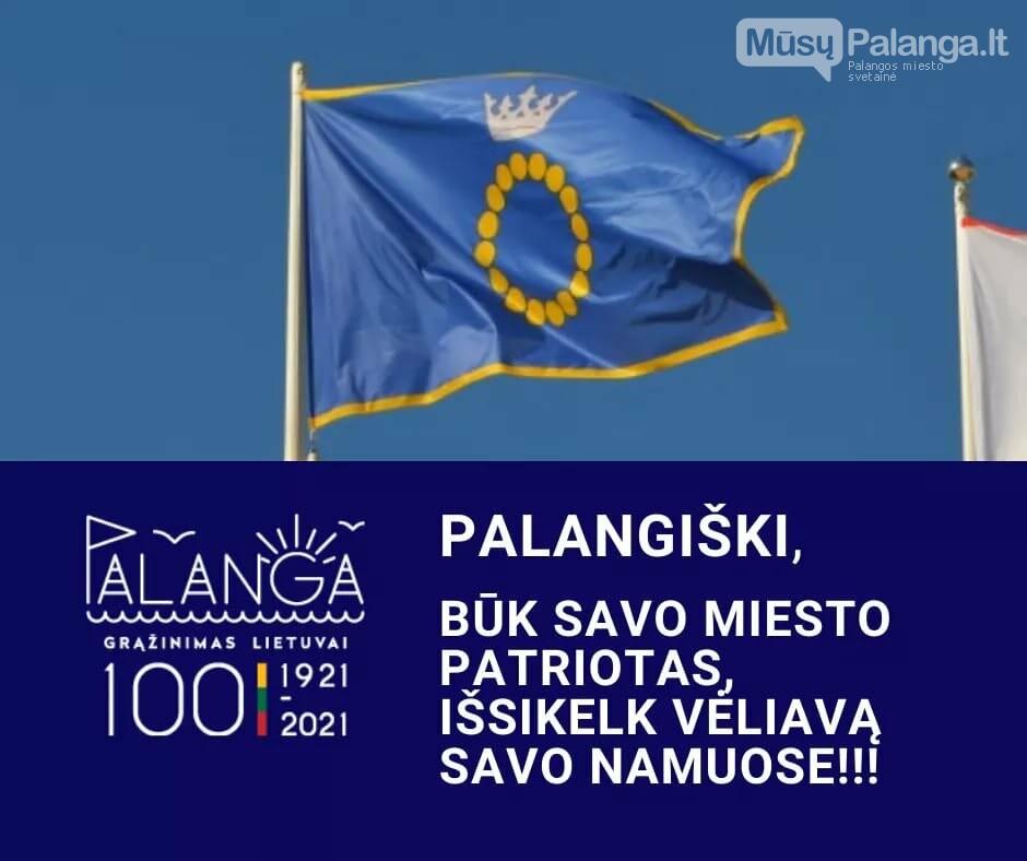 Su vėliava ar be jos - šventę švęskim , nuotrauka-1