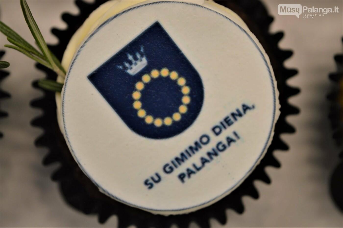Artimiausi kaimynai – septynios Vakarų Lietuvos savivaldybės – sveikina Palangą ir palangiškius šimtmečio proga, nuotrauka-1