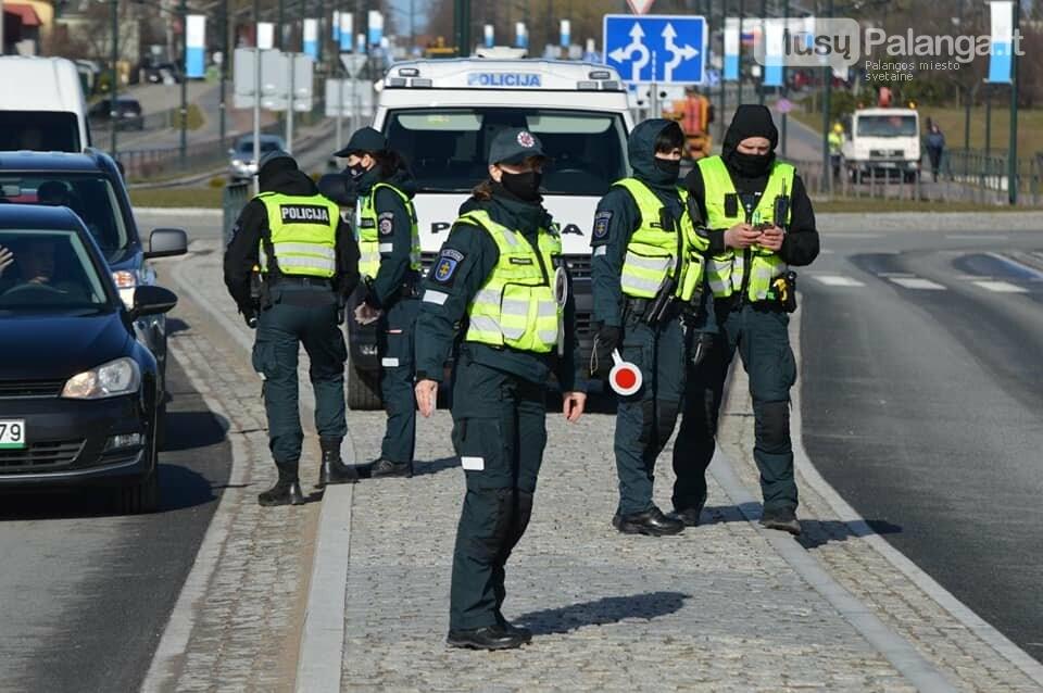 Balandžio 6-ąją minima Saugaus eismo diena, nuotrauka-1