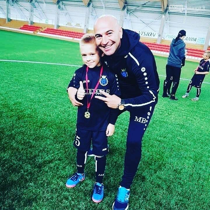 """Kviečiame būsimus futbolo talentus prisijungti prie FA """"Gintaras""""!, nuotrauka-1"""