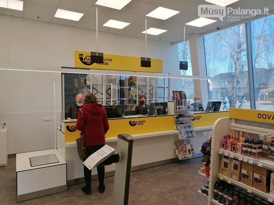 Duris atvėrė naujas Lietuvos pašto skyrius Palangoje, nuotrauka-7