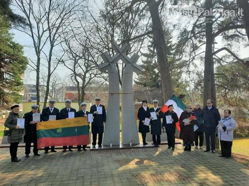Kurorto šauliai minėjo Palangos grąžinimo Lietuvai šimtmetį, nuotrauka-4