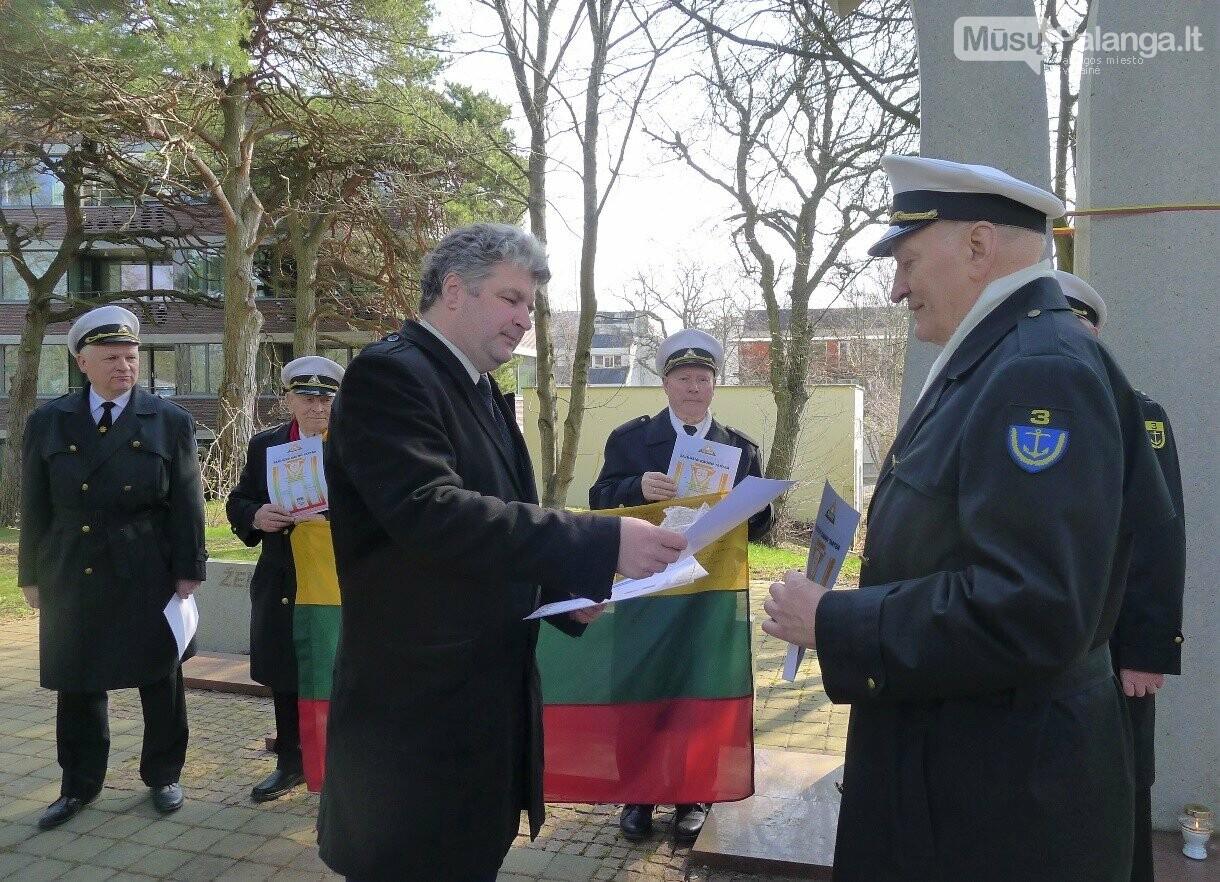 Kurorto šauliai minėjo Palangos grąžinimo Lietuvai šimtmetį, nuotrauka-5