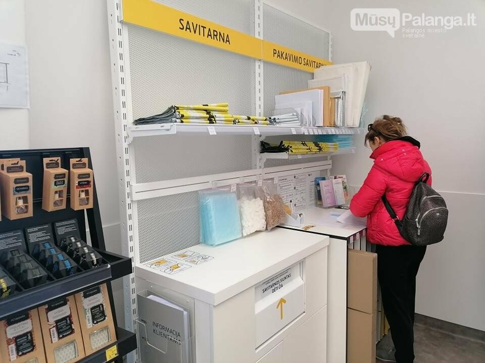 Duris atvėrė naujas Lietuvos pašto skyrius Palangoje, nuotrauka-10
