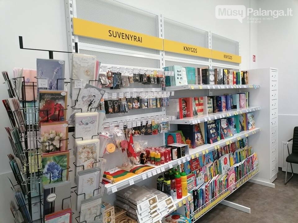 Duris atvėrė naujas Lietuvos pašto skyrius Palangoje, nuotrauka-11