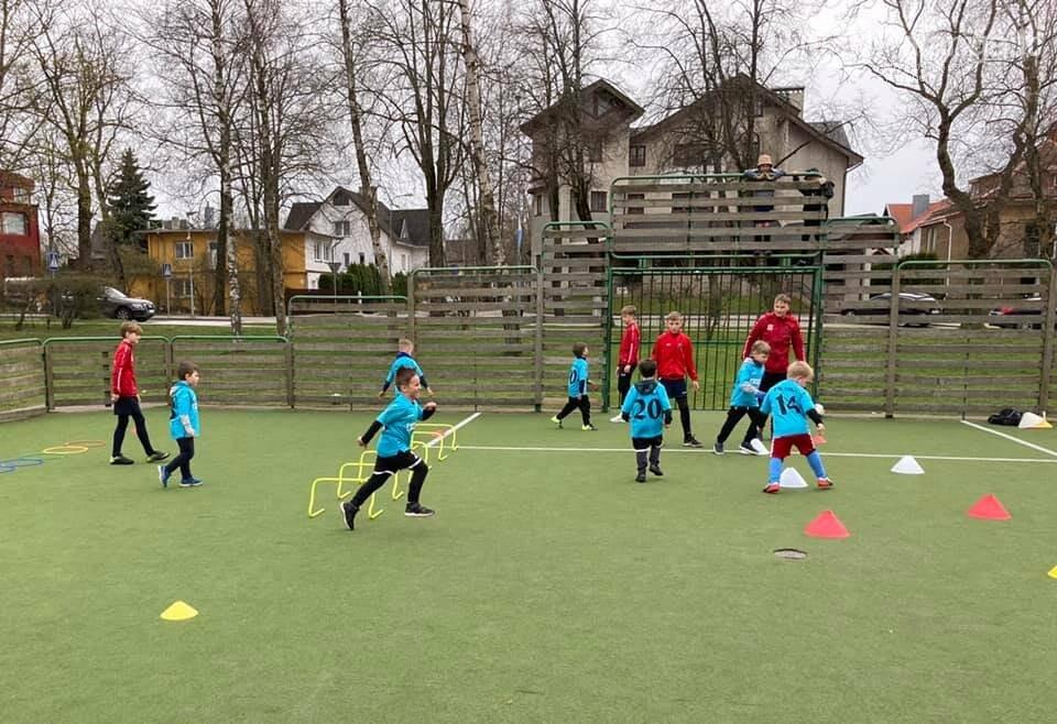 """FA """"Gintaras"""" papildė nauja 2015 m. vaikų futbolo grupė """"Karapūzai"""", nuotrauka-2"""