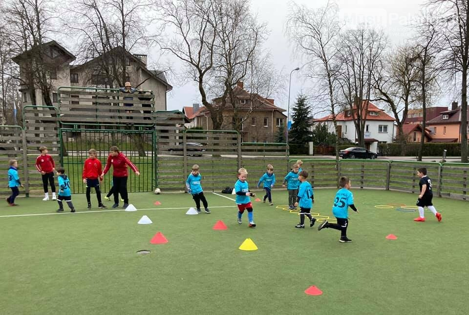 """FA """"Gintaras"""" papildė nauja 2015 m. vaikų futbolo grupė """"Karapūzai"""", nuotrauka-3"""