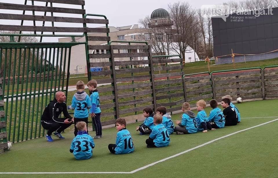 """FA """"Gintaras"""" papildė nauja 2015 m. vaikų futbolo grupė """"Karapūzai"""", nuotrauka-4"""