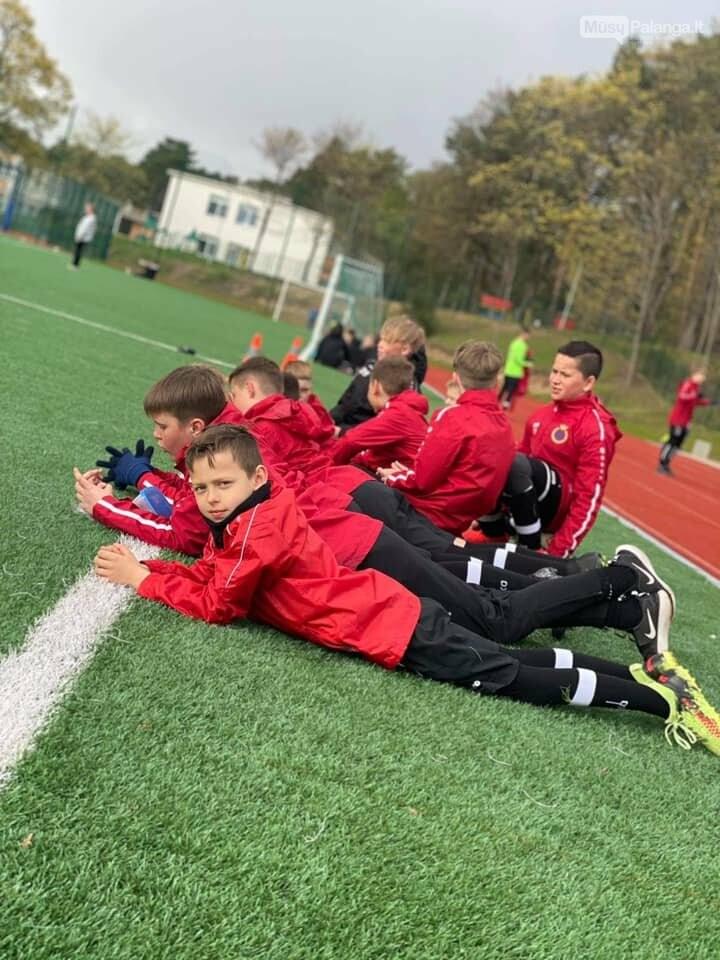 """Palangos FK """"Gintaras"""" – turnyro čempionai ir vicečempionai!, nuotrauka-9"""
