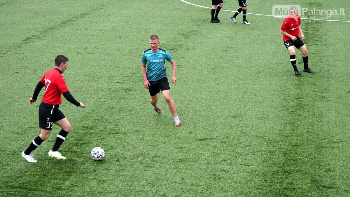 """FK """"Gintaras"""" laimėjo permainingą debiutinę dvikovą, nuotrauka-2"""