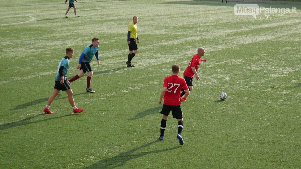 """FK """"Gintaras"""" laimėjo permainingą debiutinę dvikovą, nuotrauka-6"""