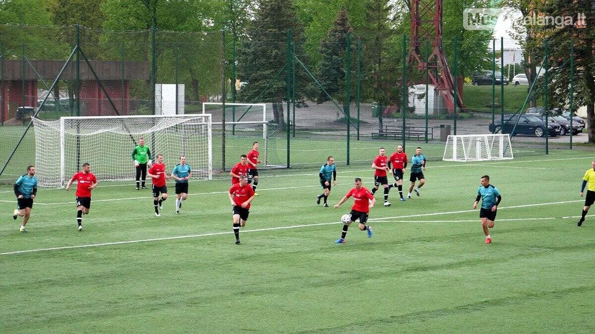 """FK """"Gintaras"""" laimėjo permainingą debiutinę dvikovą, nuotrauka-8"""