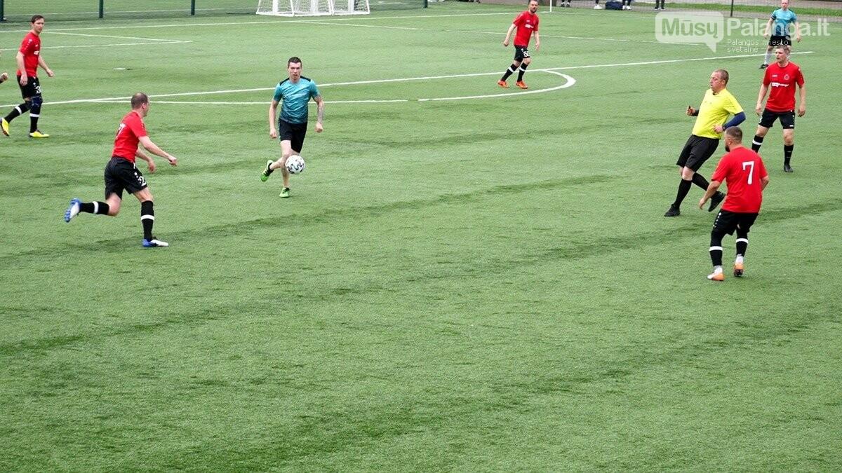 """FK """"Gintaras"""" laimėjo permainingą debiutinę dvikovą, nuotrauka-10"""