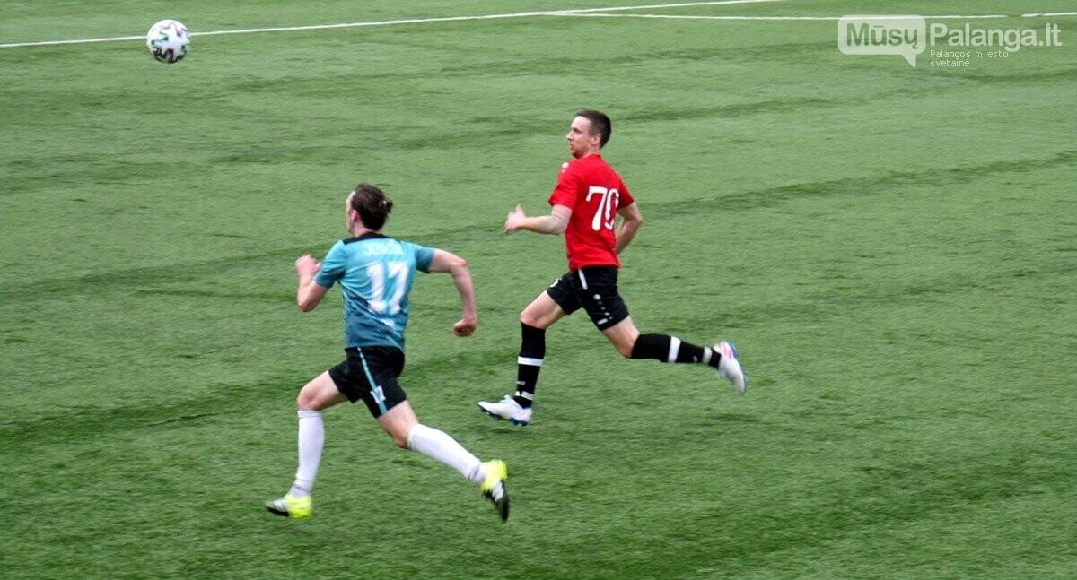 """FK """"Gintaras"""" laimėjo permainingą debiutinę dvikovą, nuotrauka-13"""