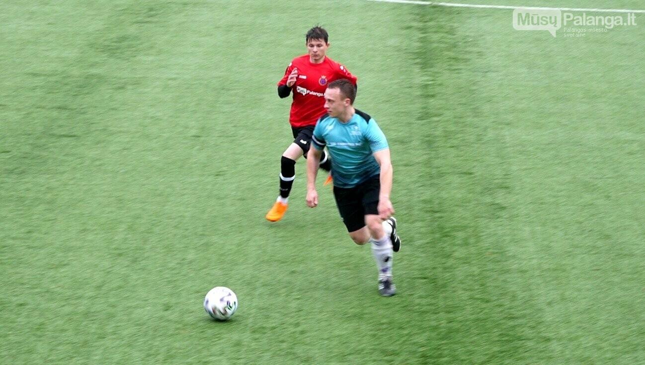 """FK """"Gintaras"""" laimėjo permainingą debiutinę dvikovą, nuotrauka-15"""