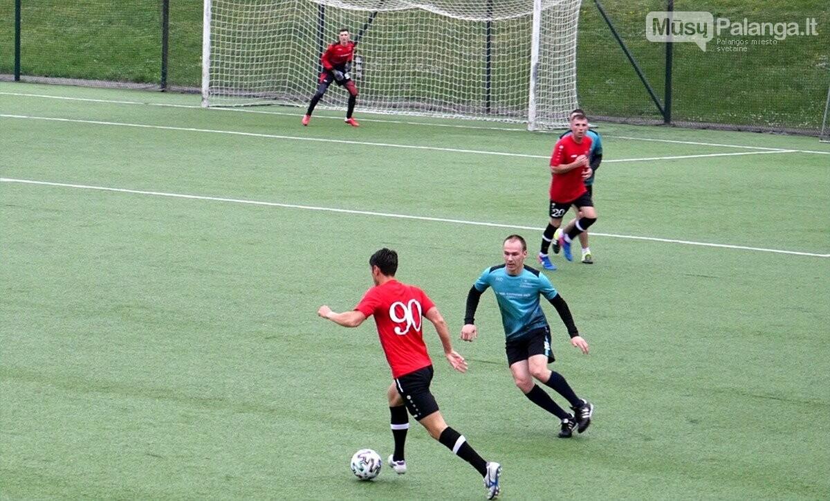 """FK """"Gintaras"""" laimėjo permainingą debiutinę dvikovą, nuotrauka-16"""