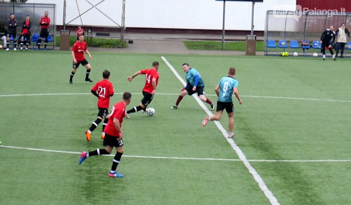"""FK """"Gintaras"""" laimėjo permainingą debiutinę dvikovą, nuotrauka-21"""