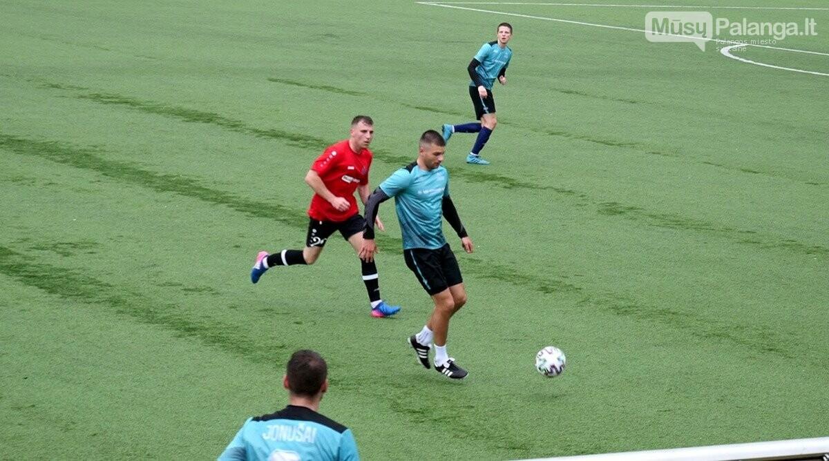 """FK """"Gintaras"""" laimėjo permainingą debiutinę dvikovą, nuotrauka-23"""