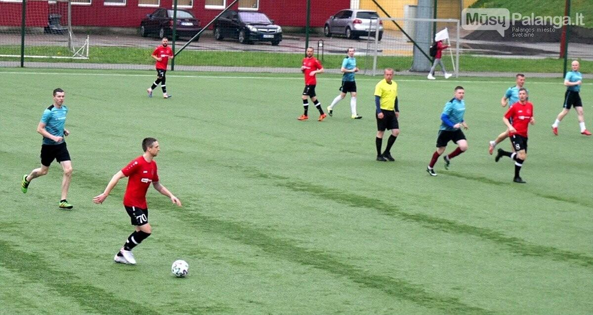 """FK """"Gintaras"""" laimėjo permainingą debiutinę dvikovą, nuotrauka-24"""