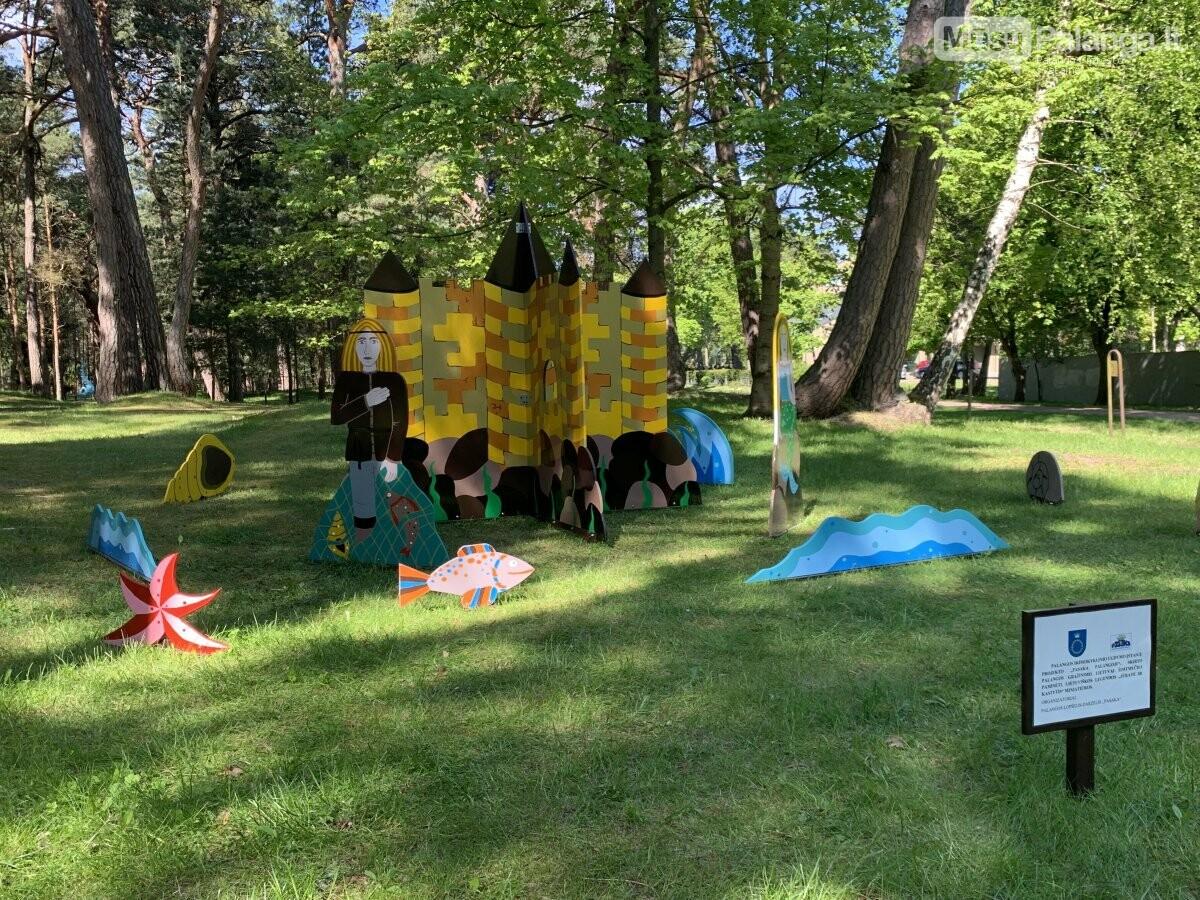 """Projektas """"Pasaka Palangoje"""", skirtas Palangos grąžinimo Lietuvai 100-mečiui paminėti, nuotrauka-1"""