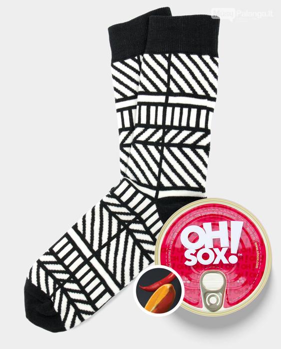 Kvepiančios kojinės Monochrome