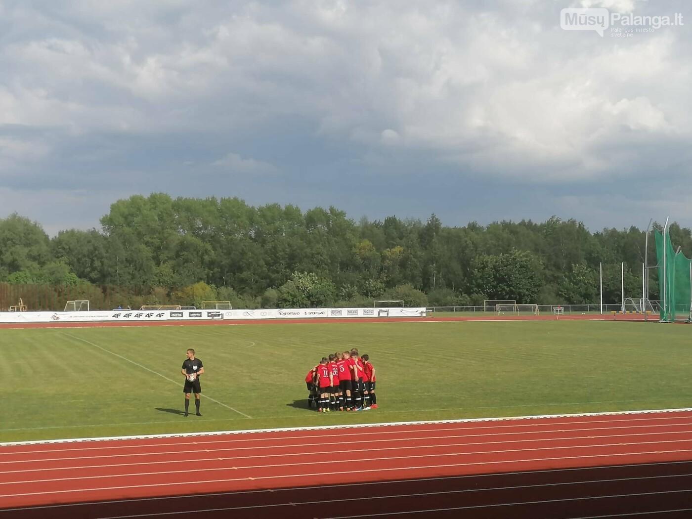 Įspūdingas Lietuvos jaunučių čempionato U-13 varžybos: Palanga įsūdė Plungei net 8 įvarčius , nuotrauka-3