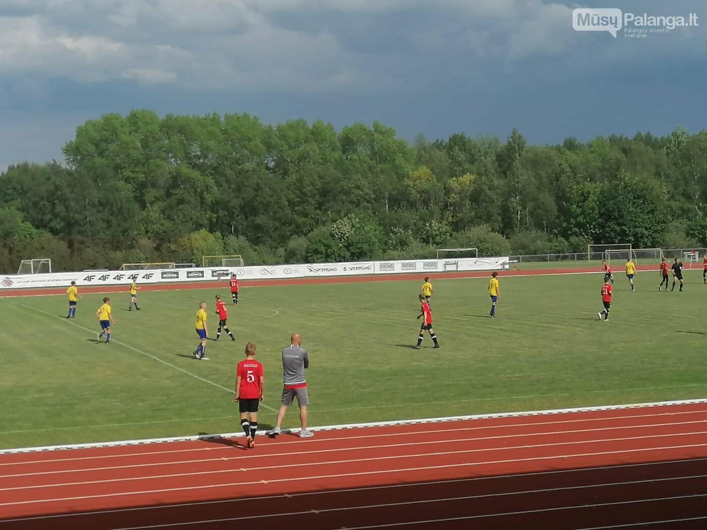 Įspūdingas Lietuvos jaunučių čempionato U-13 varžybos: Palanga įsūdė Plungei net 8 įvarčius , nuotrauka-4