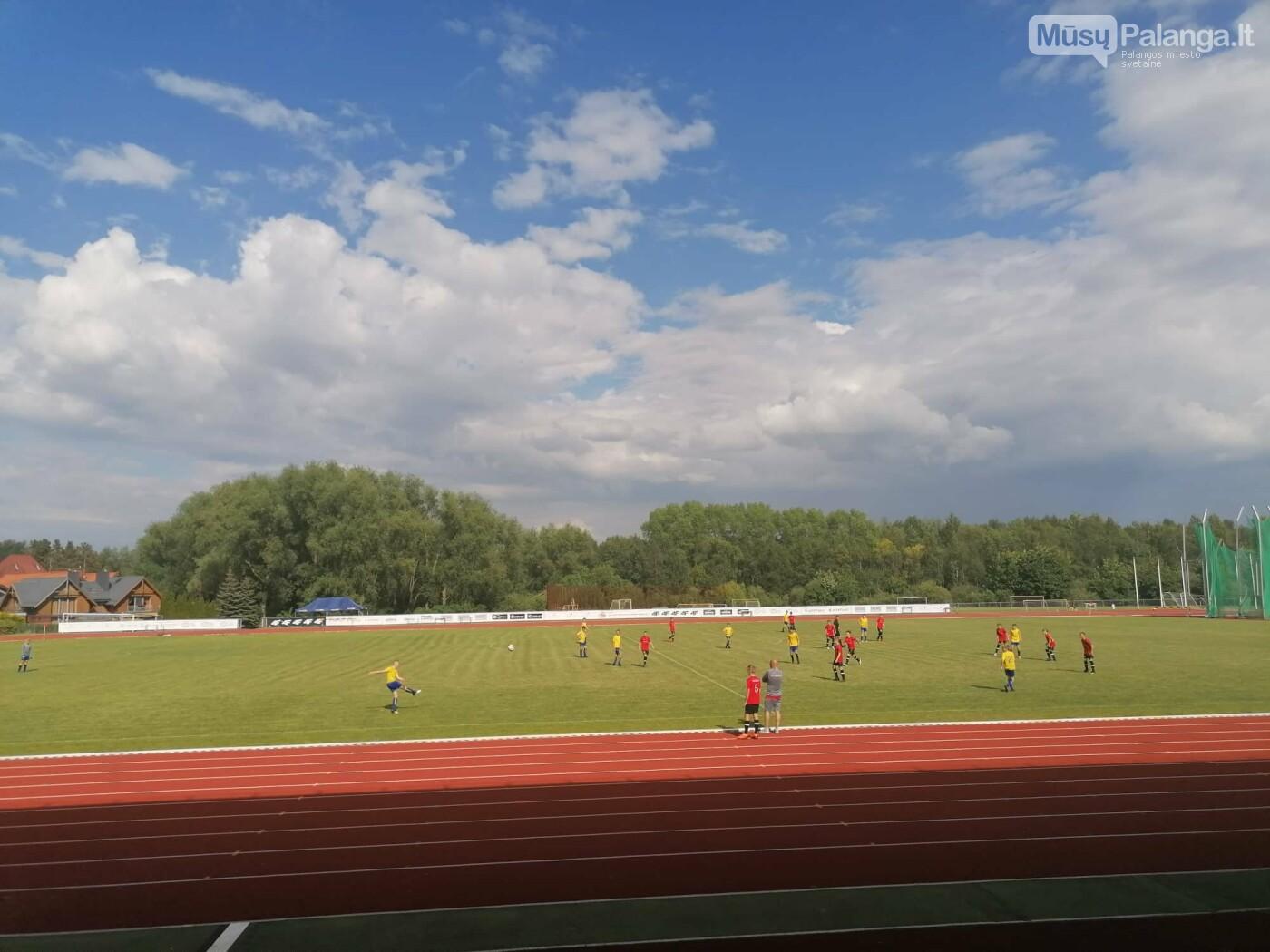 Įspūdingas Lietuvos jaunučių čempionato U-13 varžybos: Palanga įsūdė Plungei net 8 įvarčius , nuotrauka-5