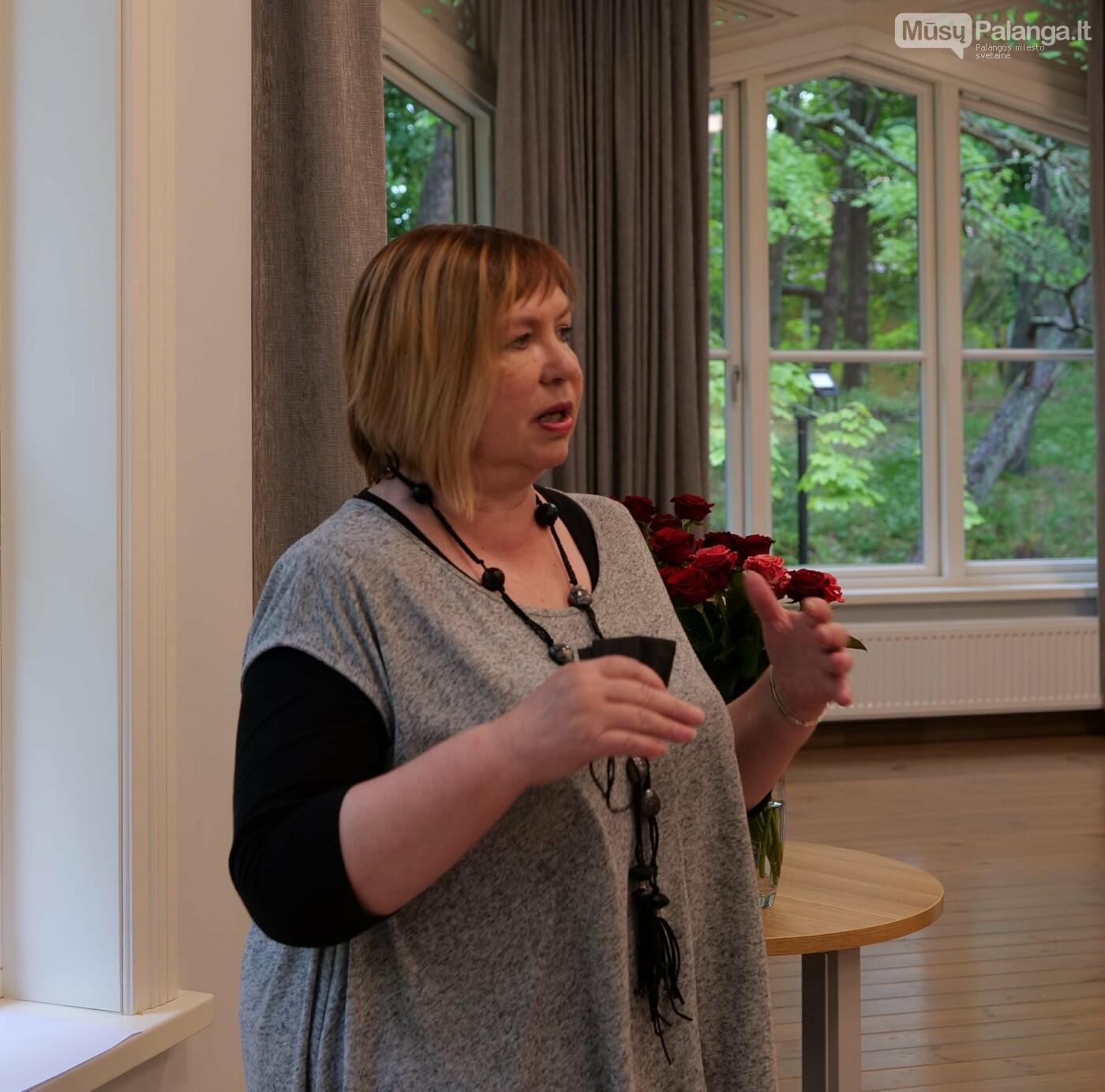 Vertinimo komisijos narė, žurnalistė Livija Grajauskienė