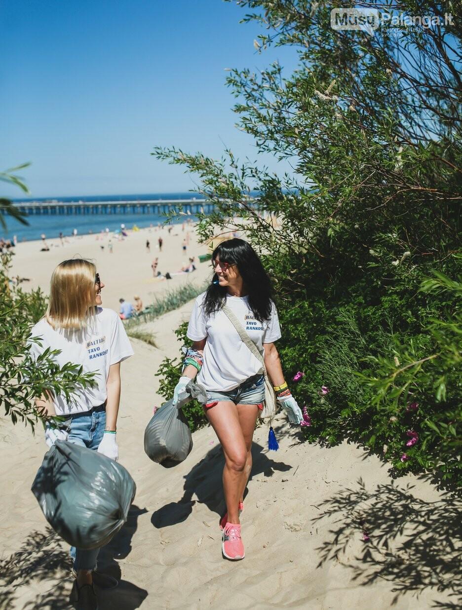 Žinomos moterys skatina šią vasarą švarinti Baltijos pajūrį: tarp kopose rastų šiukšlių – medicininės kaukės ir puodo dangtis, nuotrauka-4