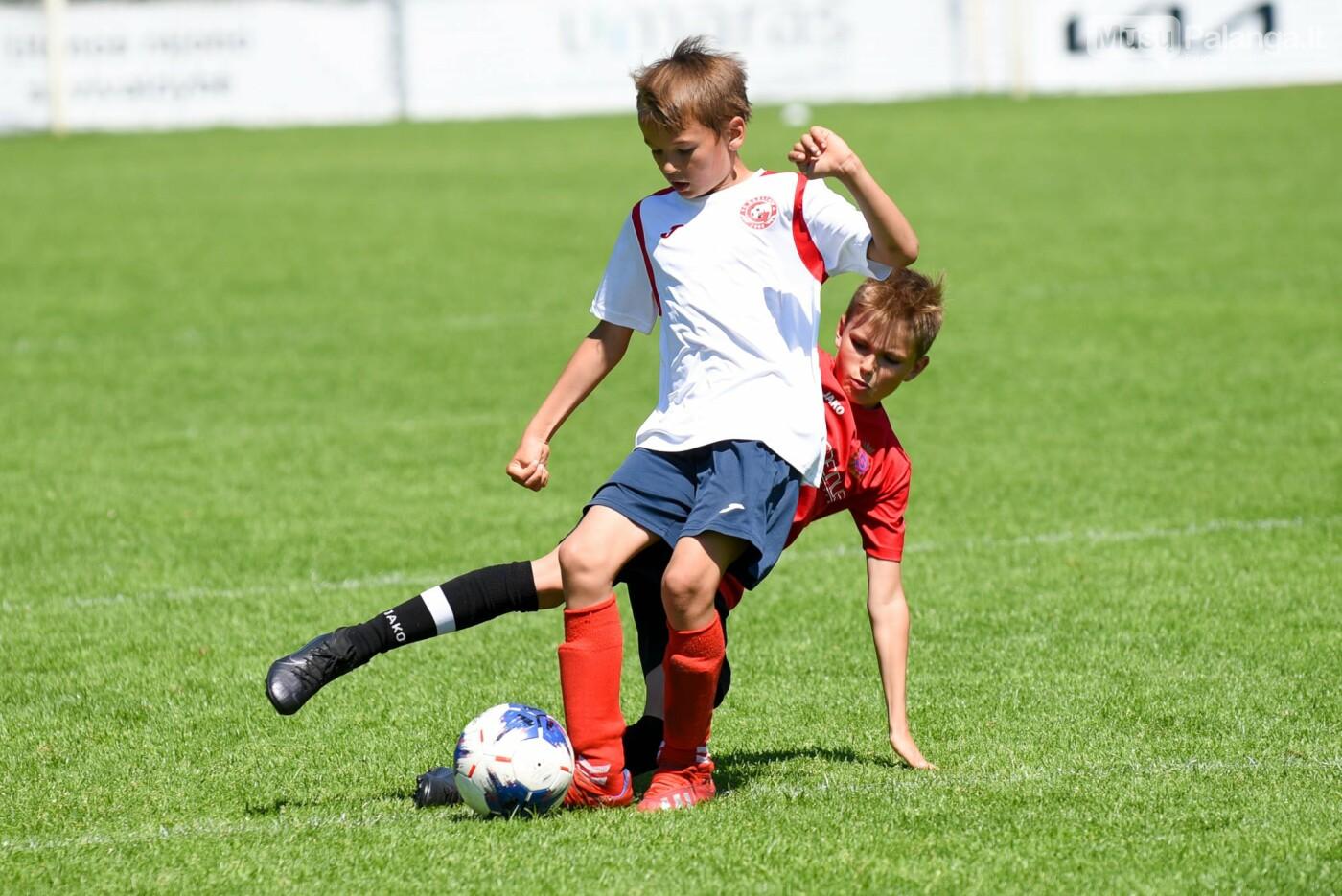 """FA """"Gintaras"""" U12 komanda užėmė antrą vietą """"Capelli Sport Cup 2021"""" turnyre  , nuotrauka-6"""