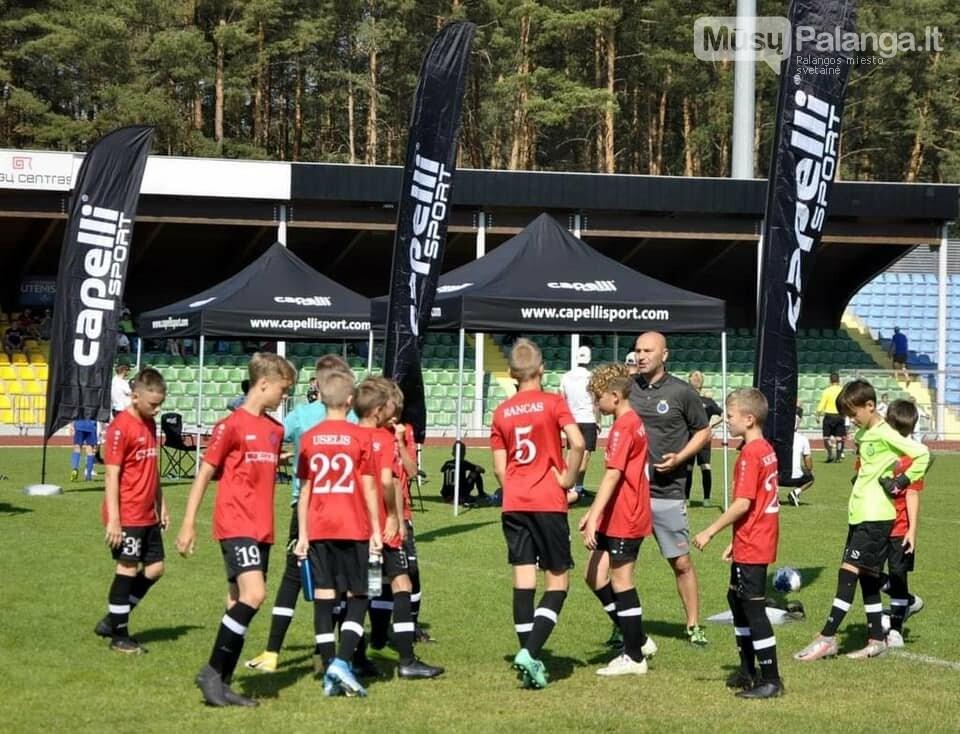 """FA """"Gintaras"""" U12 komanda užėmė antrą vietą """"Capelli Sport Cup 2021"""" turnyre  , nuotrauka-11"""