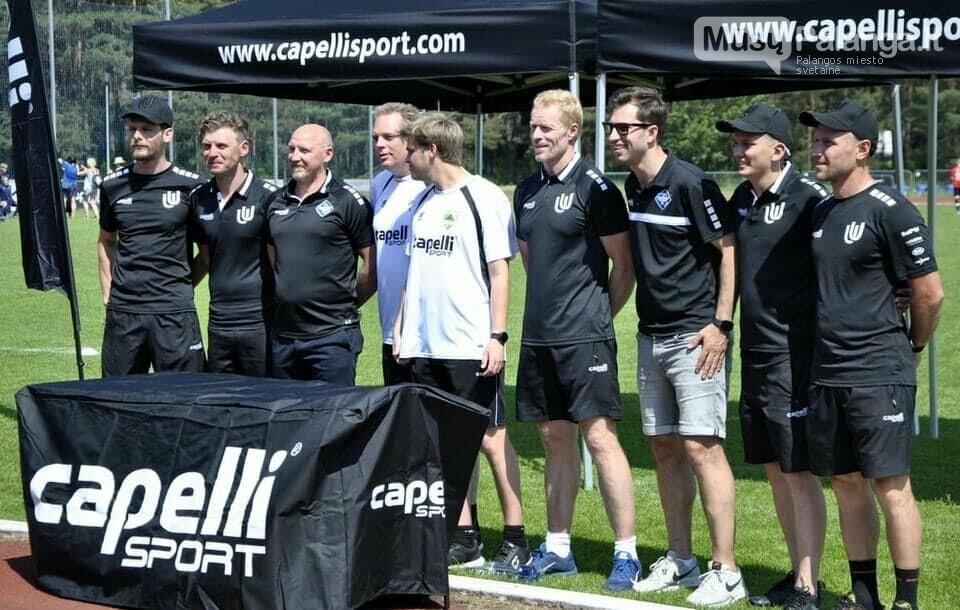 """FA """"Gintaras"""" U12 komanda užėmė antrą vietą """"Capelli Sport Cup 2021"""" turnyre  , nuotrauka-3"""