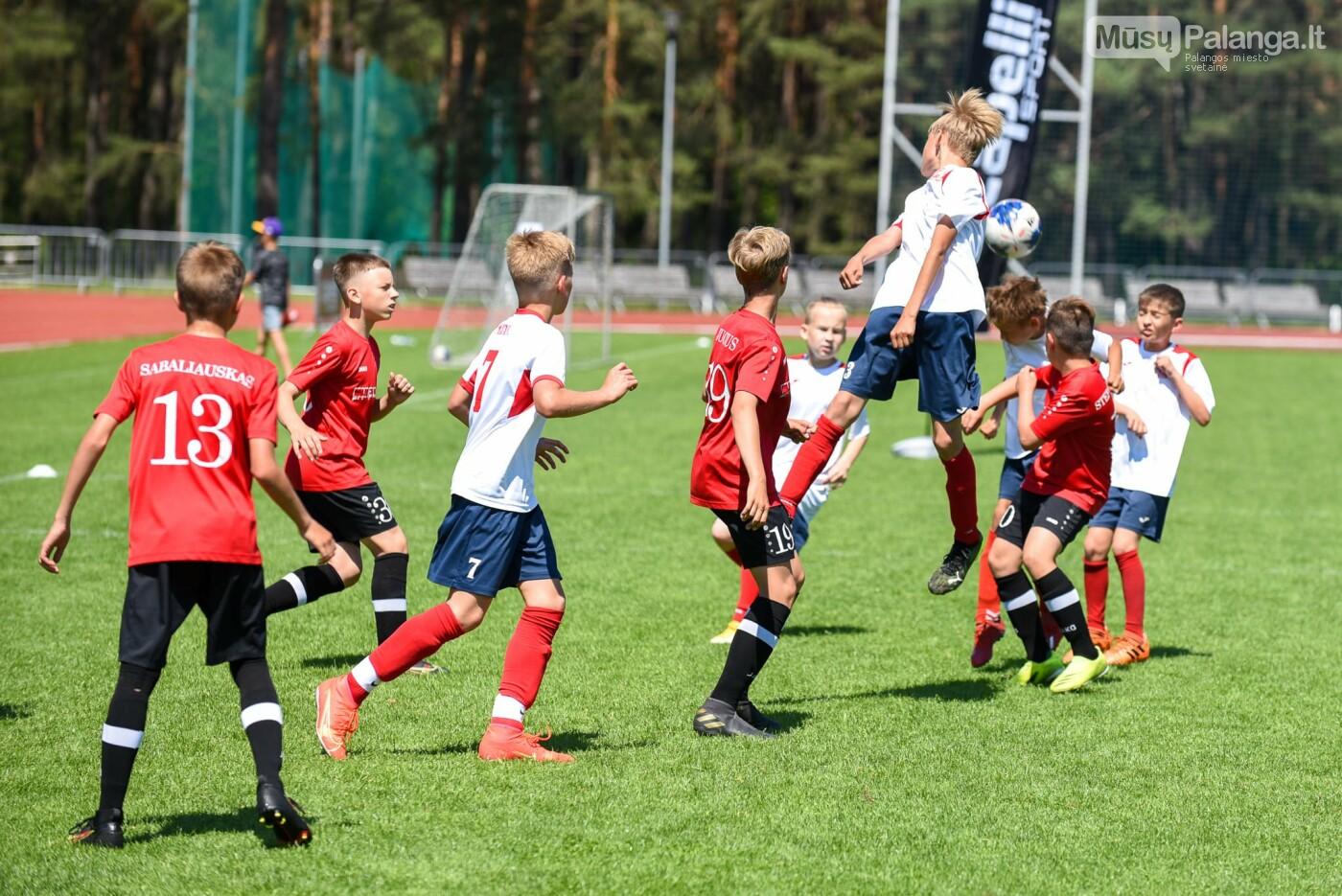 """FA """"Gintaras"""" U12 komanda užėmė antrą vietą """"Capelli Sport Cup 2021"""" turnyre  , nuotrauka-7"""