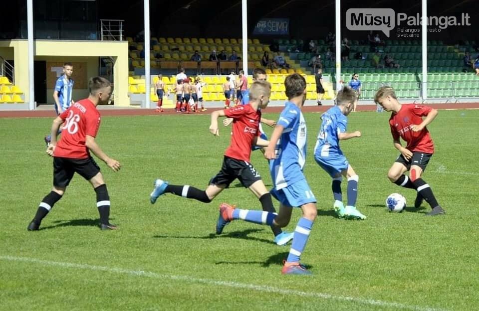 """FA """"Gintaras"""" U12 komanda užėmė antrą vietą """"Capelli Sport Cup 2021"""" turnyre  , nuotrauka-17"""