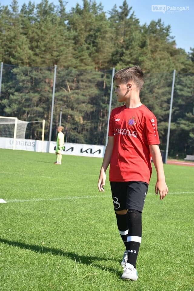 """FA """"Gintaras"""" U12 komanda užėmė antrą vietą """"Capelli Sport Cup 2021"""" turnyre  , nuotrauka-16"""