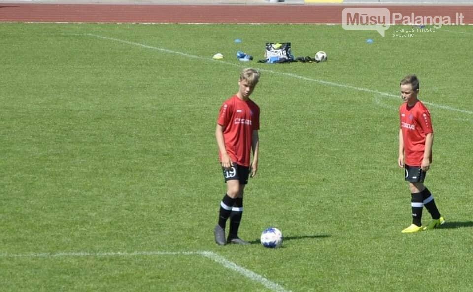 """FA """"Gintaras"""" U12 komanda užėmė antrą vietą """"Capelli Sport Cup 2021"""" turnyre  , nuotrauka-15"""