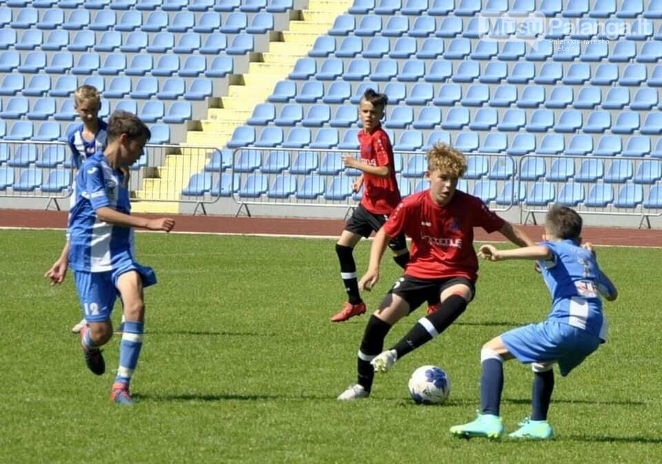 """FA """"Gintaras"""" U12 komanda užėmė antrą vietą """"Capelli Sport Cup 2021"""" turnyre  , nuotrauka-13"""