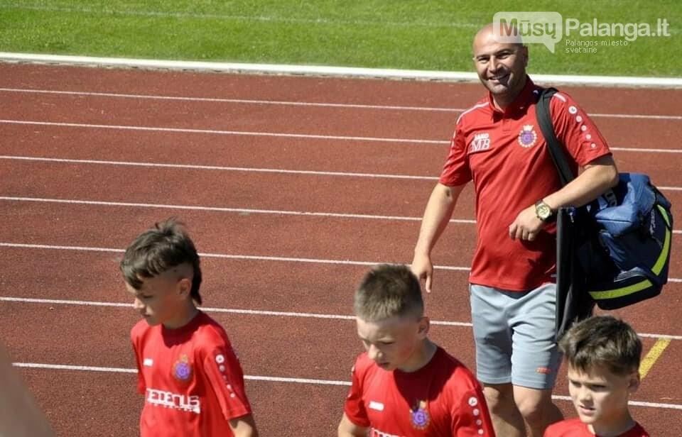 """FA """"Gintaras"""" U12 komanda užėmė antrą vietą """"Capelli Sport Cup 2021"""" turnyre  , nuotrauka-19"""