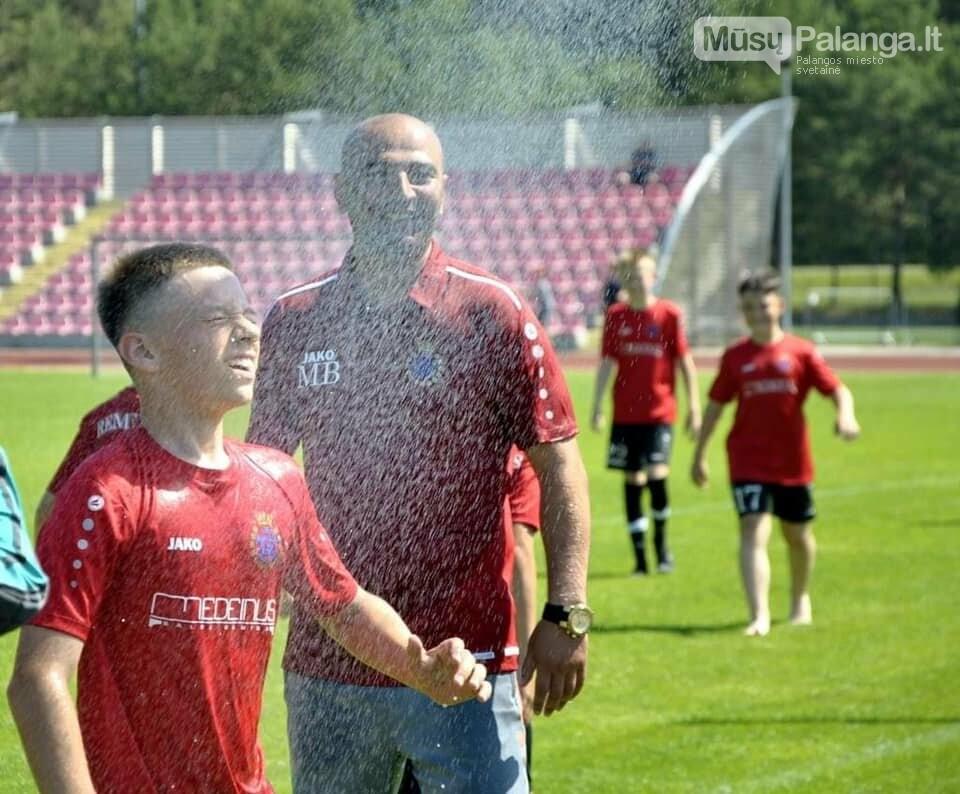 """FA """"Gintaras"""" U12 komanda užėmė antrą vietą """"Capelli Sport Cup 2021"""" turnyre  , nuotrauka-21"""