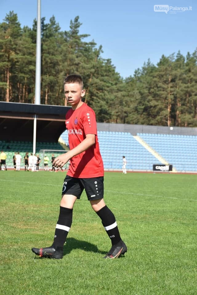 """FA """"Gintaras"""" U12 komanda užėmė antrą vietą """"Capelli Sport Cup 2021"""" turnyre  , nuotrauka-24"""