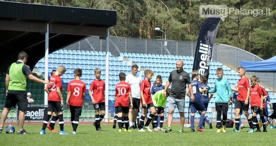 """FA """"Gintaras"""" U12 komanda užėmė antrą vietą """"Capelli Sport Cup 2021"""" turnyre  , nuotrauka-29"""