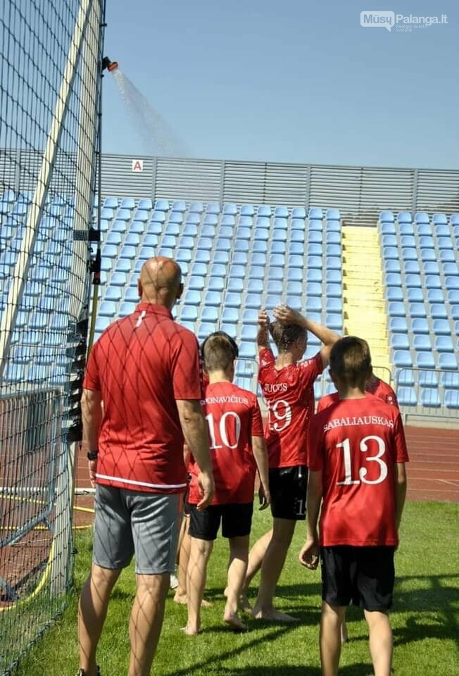 """FA """"Gintaras"""" U12 komanda užėmė antrą vietą """"Capelli Sport Cup 2021"""" turnyre  , nuotrauka-28"""