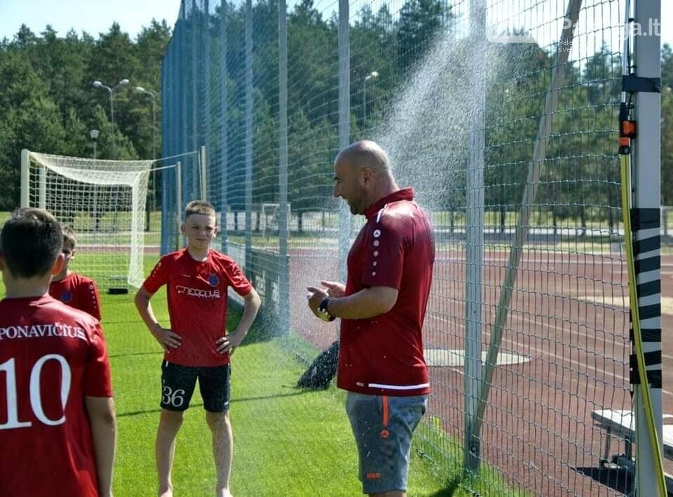 """FA """"Gintaras"""" U12 komanda užėmė antrą vietą """"Capelli Sport Cup 2021"""" turnyre  , nuotrauka-27"""
