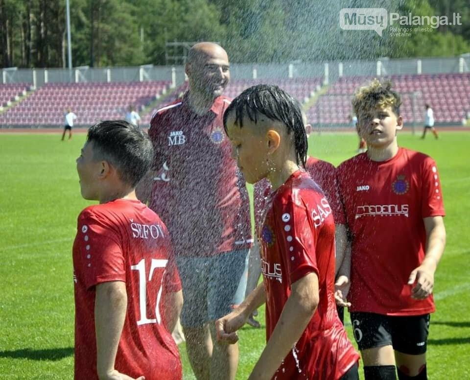 """FA """"Gintaras"""" U12 komanda užėmė antrą vietą """"Capelli Sport Cup 2021"""" turnyre  , nuotrauka-26"""